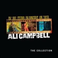 In The Studio, In.. - CD Audio di Ali Campbell