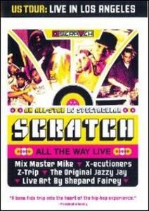 Scratch!! All The Waylive - DVD