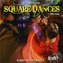 All Time Favorite Square Dances - CD Audio
