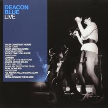 Live - CD Audio + DVD di Deacon Blue