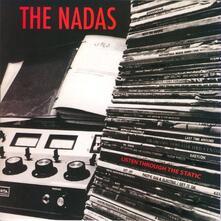 Listen Through The Static - CD Audio di Nadas