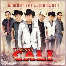 Romanticos del momento - CD Audio di Tierra Cali