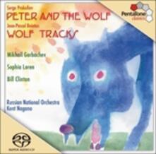 Pierino e il lupo - SuperAudio CD ibrido di Sergej Sergeevic Prokofiev,Kent Nagano,Russian Philharmonic Orchestra