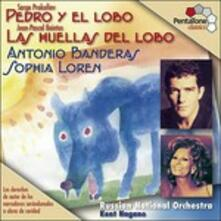 Pedro Y El Lobo - Wolf Tracks - SuperAudio CD ibrido di Sergej Sergeevic Prokofiev