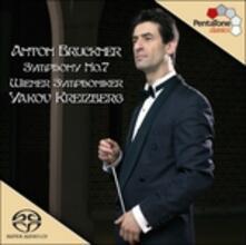 Sinfonia n.7 - SuperAudio CD ibrido di Anton Bruckner,Wiener Symphoniker,Yakov Kreizberg
