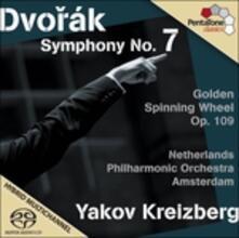 Sinfonia n.7 - SuperAudio CD ibrido di Antonin Dvorak