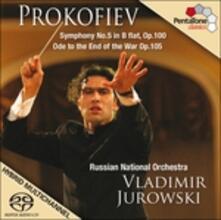 Sinfonia n.5 - SuperAudio CD ibrido di Sergej Sergeevic Prokofiev,Russian National Orchestra,Vladimir Jurowski