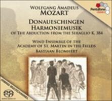 Il ratto dal serraglio (Die Entführung aus dem Serail) (Arrangiamento per fiati) - SuperAudio CD ibrido di Wolfgang Amadeus Mozart