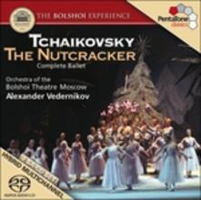 Lo schiaccianoci - SuperAudio CD ibrido di Pyotr Ilyich Tchaikovsky