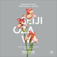 Orchestral Works - SuperAudio CD di Maurice Ravel