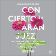 Concierto de Aranjuez - SuperAudio CD ibrido di Joaquin Rodrigo