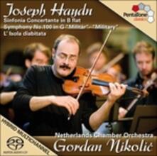 Sinfonia concertante - Sinfonia n.100 - SuperAudio CD ibrido di Franz Joseph Haydn