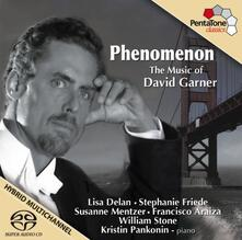 Phenomenon - SuperAudio CD ibrido di Francisco Araiza,John Ireland,David Garner