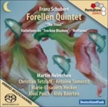 Quintetto La trota - SuperAudio CD ibrido di Franz Schubert