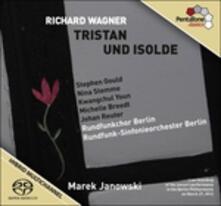 Tristano E Isotta - SuperAudio CD ibrido di Richard Wagner