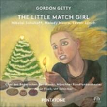 The Little Match Girl (La piccola fiammiferaia) - SuperAudio CD di Gordon Getty