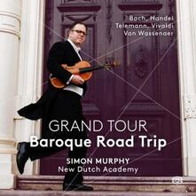 Grand Tour - Baroque Road Trip - SuperAudio CD ibrido di New Dutch Academy,Simon Murphy