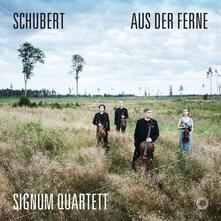 Quaretto per archi n.8 D112, n.13 D804 Rosamunde - SuperAudio CD ibrido di Franz Schubert,Signum Quartett
