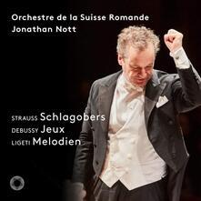 Suite Schlagobers - SuperAudio CD di Richard Strauss,Orchestre de la Suisse Romande
