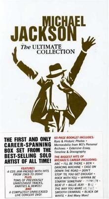 Ultimate Collection Box - CD Audio di Michael Jackson