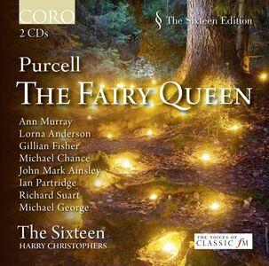 Foto Cover di The Fairy Queen, CD di AA.VV prodotto da Coro