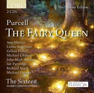 CD The Fairy Queen di Henry Purcell