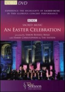 Sacred Music. An Easter Celebration - DVD