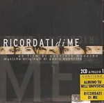 Cover CD Colonna sonora Ricordati di me