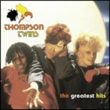 The Greatest Hits - CD Audio di Thompson Twins
