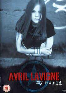 Avril Lavigne. My World - DVD