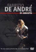 Film Fabrizio De Andrè in concerto