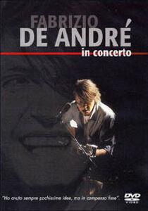 Foto di Fabrizio De Andrè in concerto, Film di  con Fabrizio De André