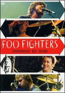 Foo Fighters. Everywhere But Home - DVD