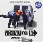 Cover CD Colonna sonora Vieni via con me