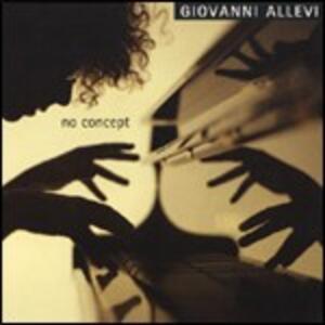 No Concept - CD Audio di Giovanni Allevi