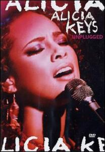 Alicia Keys. MTV Unplugged - DVD