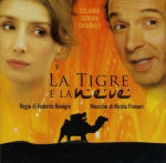 Cover CD La tigre e la neve