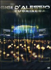 Gigi D'Alessio. Cuorincoro - DVD