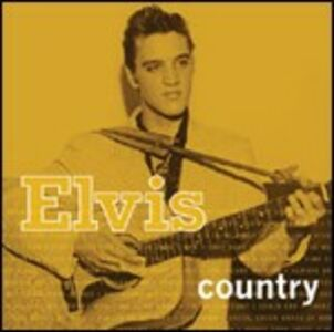 Foto Cover di Elvis Country, CD di Elvis Presley, prodotto da RCA