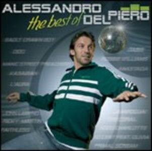 The Best of Alessandro Del Piero - CD Audio + DVD