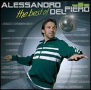 CD The Best of Alessandro Del Piero
