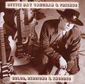 CD Solos, Sessions & Encores Stevie Ray Vaughan