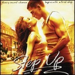 Cover CD Step Up