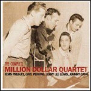 Foto Cover di The Complete Million Dollar Quartet, CD di AA.VV prodotto da RCA