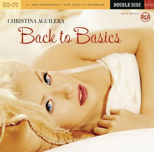 CD Back to Basics di Christina Aguilera