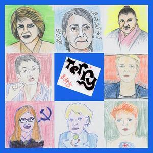 8 Girls - Vinile LP di Terry