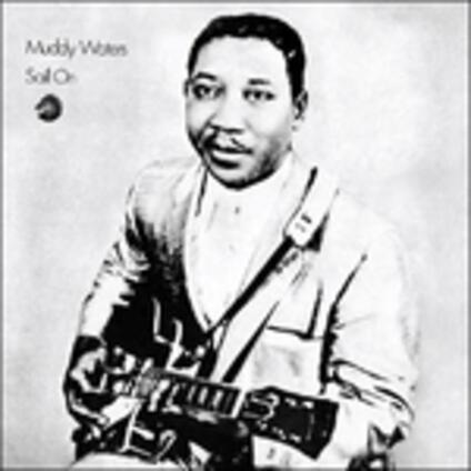 Sail on - CD Audio di Muddy Waters