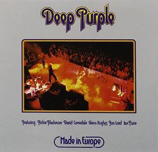 Made in Europe - CD Audio di Deep Purple