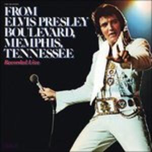 From Elvis Presley Boulevard - Vinile LP di Elvis Presley