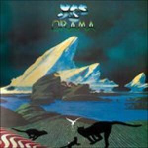 Drama - Vinile LP di Yes